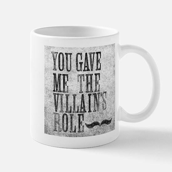 Villains Role Mugs