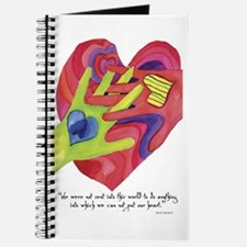 Put our heart Journal
