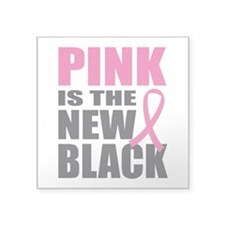 BCA Pink New Black Sticker