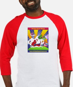 Peter Max Art Baseball Jersey