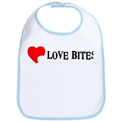 LOVE BITES Bib