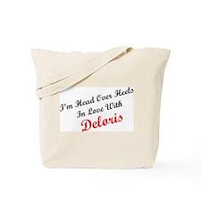 In Love with Deloris Tote Bag