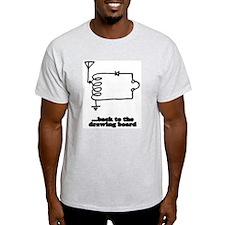 Basics Ash Grey T-Shirt
