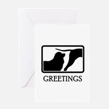 Caucasian Ovcharka Greeting Card