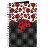 Ladybug Journals & Spiral Notebooks