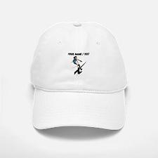 Custom Roller Derby Baseball Baseball Cap