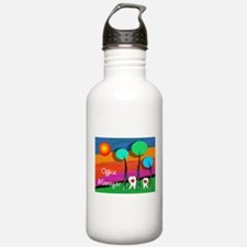 Dental Office Manager Water Bottle