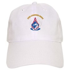 DUI - XVIII Airborne Corps with Text Baseball Cap