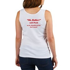 Pooh's Lament Women's Tank Top