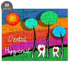 Dental Hygienist Puzzle