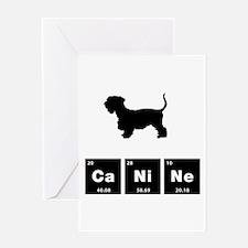 Cesky Terrier Greeting Card