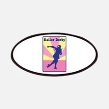 Roller Derby Patches