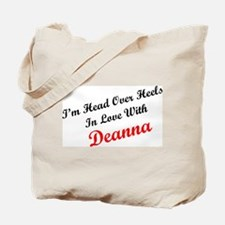 In Love with Deanna Tote Bag