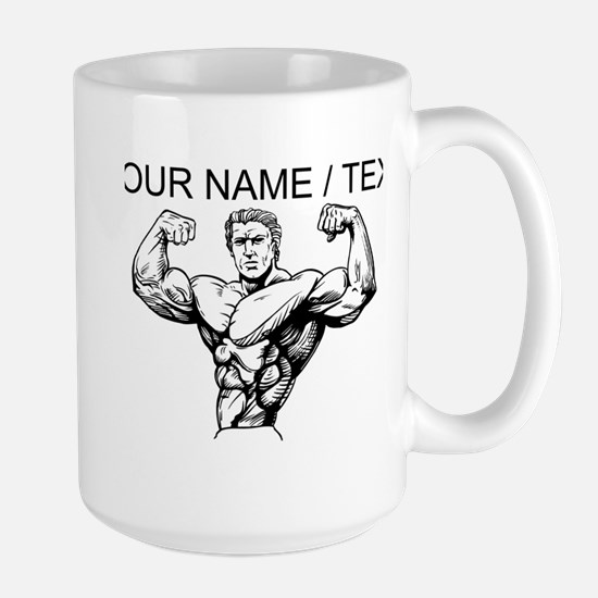 Custom Bodybuilder Mugs