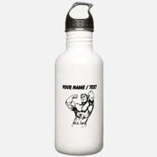 Custom Bodybuilder Sports Water Bottle