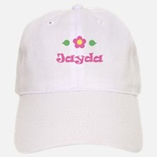 "Pink Daisy - ""Jayda"" Baseball Baseball Cap"