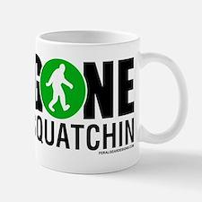 FGD - Gone Squatchin Coffee Mug