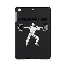 Custom Weightlifter iPad Mini Case