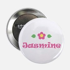 "Pink Daisy - ""Jasmine"" Button"
