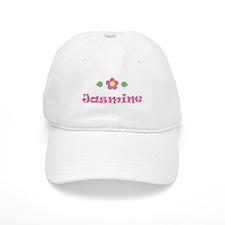 """Pink Daisy - """"Jasmine"""" Baseball Cap"""