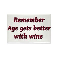 Age Gets Better With Wine Magnets