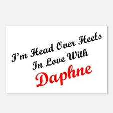 In Love with Daphne Postcards (Package of 8)