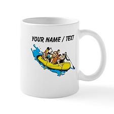 Custom White Water Rafting Mugs