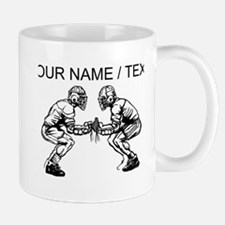 Custom Lacrosse Faceoff Mugs