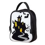 Haunted Castle Neoprene Lunch Bag