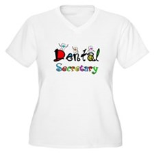 Dental Secretary 2 Plus Size T-Shirt