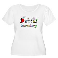 Dental Secretary 2 Plus Size T-Shirt