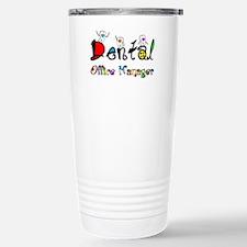 Dental Office Manager 2 Travel Mug