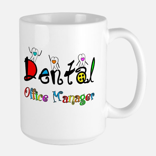 Dental Office Manager 2 Mugs