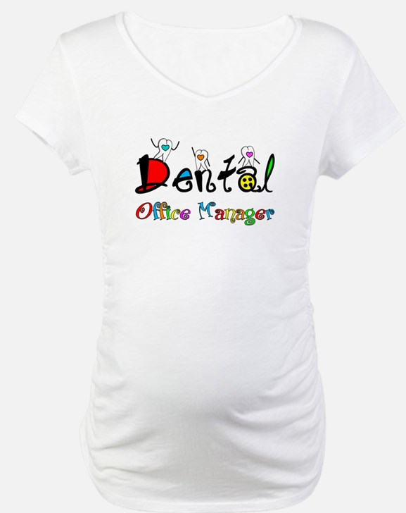 Dental Office Manager 2 Shirt