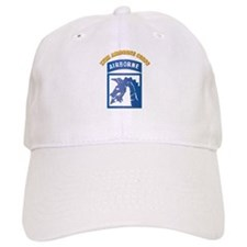 SSI - XVIII Airborne Corps with Text Baseball Cap