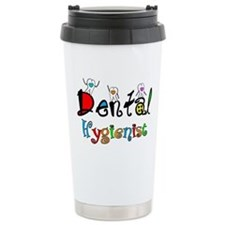 Dental Hygienist 2 Travel Mug
