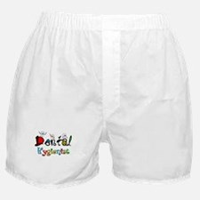 Dental Hygienist 2 Boxer Shorts
