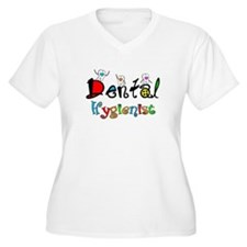 Dental Hygienist 2 Plus Size T-Shirt