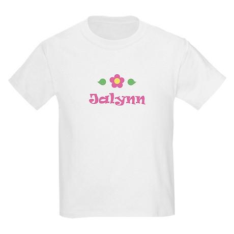 """Pink Daisy - """"Jalynn"""" Kids T-Shirt"""