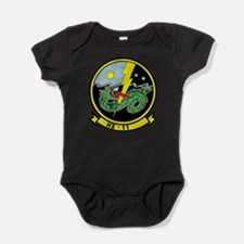 hs11_Dragonslayers.png Baby Bodysuit