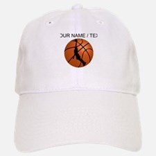 Custom Basketball Dunk Silhouette Baseball Baseball Cap