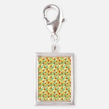 Flowers Pattern Charms