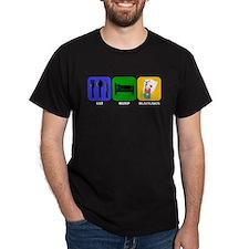 Eat Sleep Blackjack T-Shirt