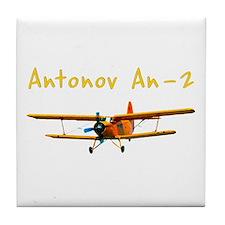 Antonov An-2 Tile Coaster