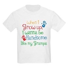 Handsome Like My Grampa T-Shirt