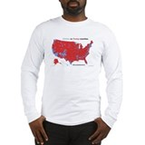 America first Long Sleeve T-shirts