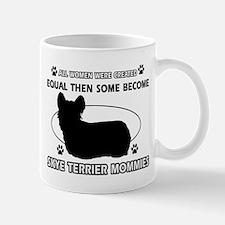 Become Skye Terrier mommy designs Mug