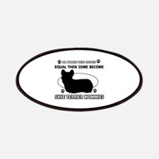 Become Skye Terrier mommy designs Patches
