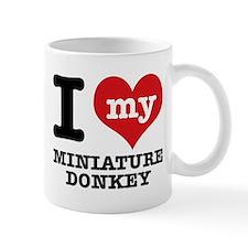 I love my Miniature Donkey Mug