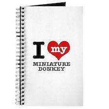 I love my Miniature Donkey Journal